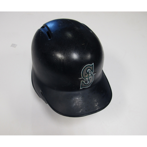 Photo of Seattle Mariners Dee Gordon Team-Issued Batting Helmet - 9/28/18 vs. TEX