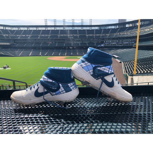 Photo of Colorado Rockies Foundation Game-Used Father's Day Cleats - Nolan Arenado - June 16th, 2019 vs. Padres