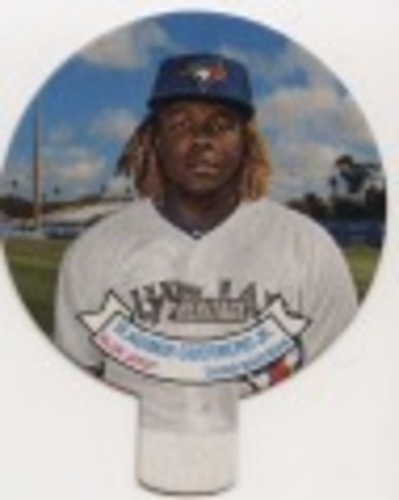 Photo of 2019 Topps Heritage '70 Topps Candy Lids #30 Vladimir Guerrero Jr.