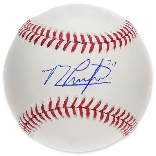 Photo of Michael Conforto - Autographed Major League Baseball