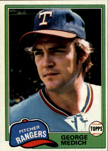 Photo of 1981 Topps #702 George Medich