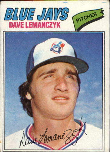 Photo of 1977 Topps #611 Dave Lemanczyk