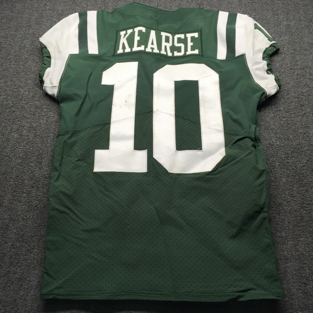 cheap for discount 52483 98048 NFL Auction | Crucial Catch - Jets Jermaine Kearse Game Used ...