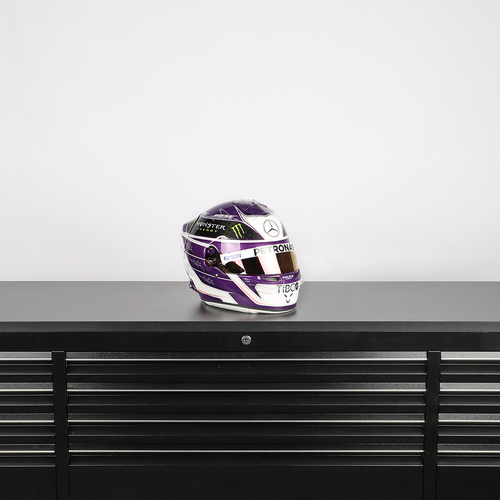 Photo of Lewis Hamilton 2020 1:1 Official Replica Helmet