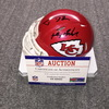 PCC - Chiefs Tyrann Mathieu Signed Mini Helmet
