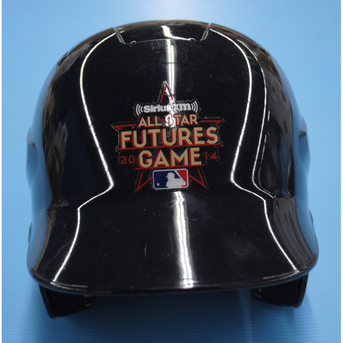Photo of 2014 Futures Game - Game-Used Batting Helmet - Joey Gallo - 7/13/2014 - Size 7 1/8