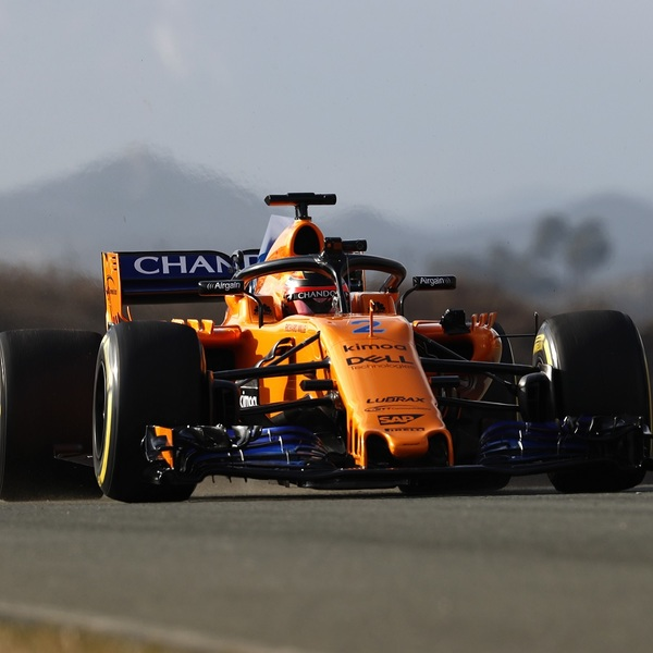 Click to view McLaren VIP Experience in Barcelona: Saturday Qualifying Session.