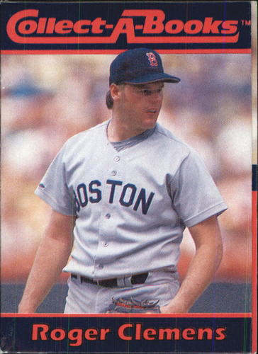 Photo of 1990 Collect-A-Books #19 Roger Clemens