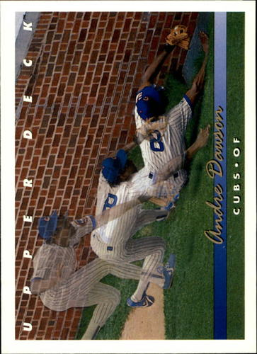 Photo of 1993 Upper Deck #308 Andre Dawson