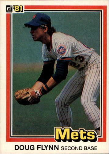 Photo of 1981 Donruss #394 Doug Flynn