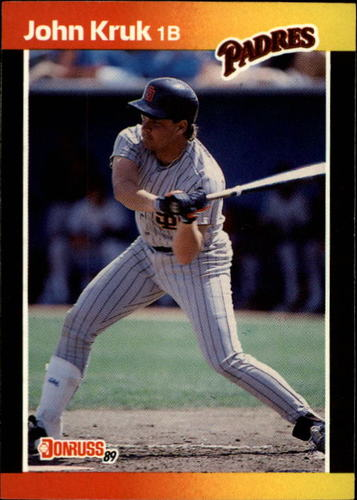Photo of 1989 Donruss #86 John Kruk