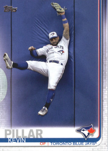 Photo of 2019 Topps #623 Kevin Pillar