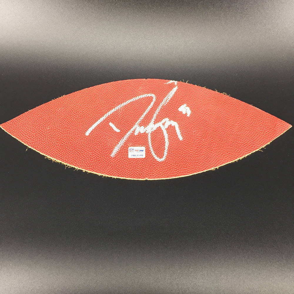 NFL - Colts Dwight Freeney Signed Authentic Panel