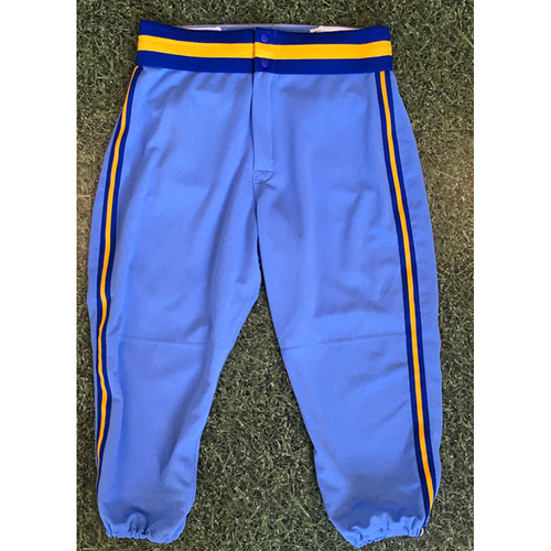 Photo of Jonathan Villar 2018 Team-Issued 1983 Throwback Pants