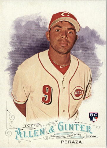 Photo of 2016 Topps Allen and Ginter #259 Jose Peraza RC