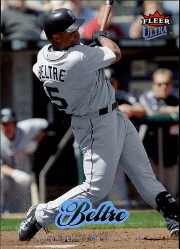 Photo of 2007 Ultra #168 Adrian Beltre