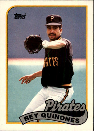 Photo of 1989 Topps Traded #98T Rey Quinones