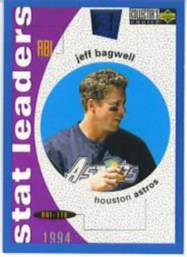 Photo of 1995 Collector's Choice SE #138 Jeff Bagwell STL