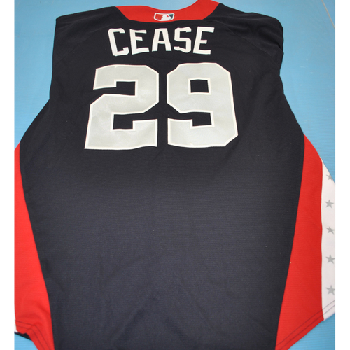 Photo of 2018 Futures Game - Game-Used Jersey - Dylan Cease - 7/15/2018