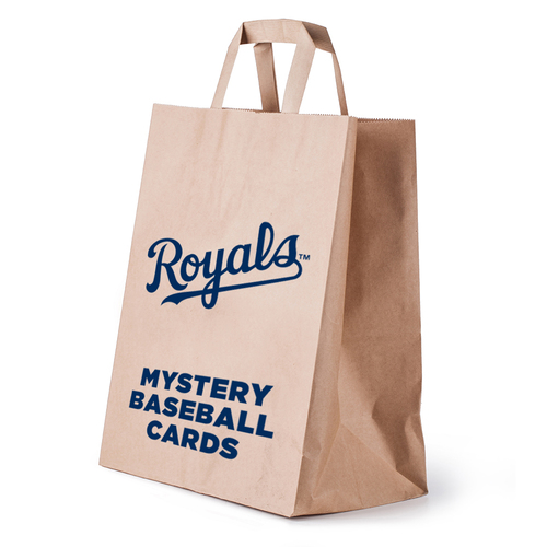 Photo of Kansas City Royals Mystery Baseball Cards