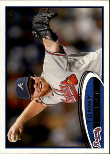 Photo of 2012 Topps #115 Tommy Hanson