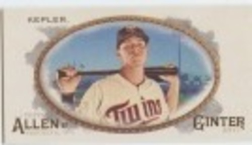 Photo of 2017 Topps Allen and Ginter Mini #300 Max Kepler