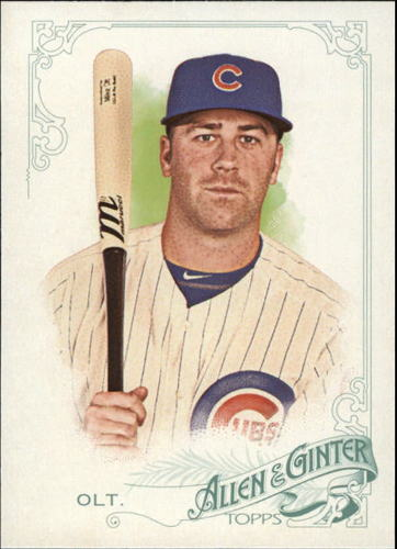 Photo of 2015 Topps Allen and Ginter #337 Mike Olt