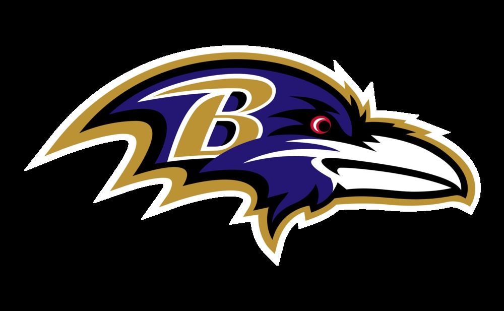 Ravens - Week 15 Ticket Package - Includes 2 tickest + Lamar Jackson signed authentic football w/ 2018 Draft and Texas Ghost Logo
