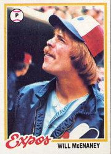 Photo of 1978 Topps #603 Will McEnaney