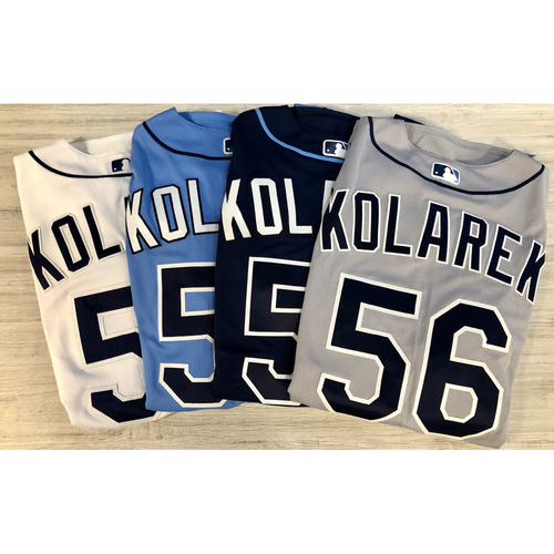 Photo of Team Issued Jersey Package (4): Adam Kolarek