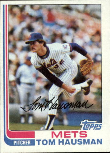 Photo of 1982 Topps #524 Tom Hausman