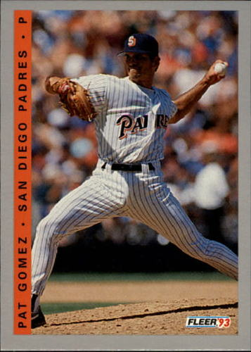 Photo of 1993 Fleer Final Edition #139 Pat Gomez RC