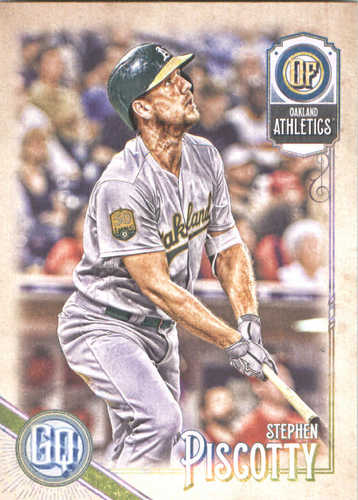 Photo of 2018 Topps Gypsy Queen #60 Stephen Piscotty