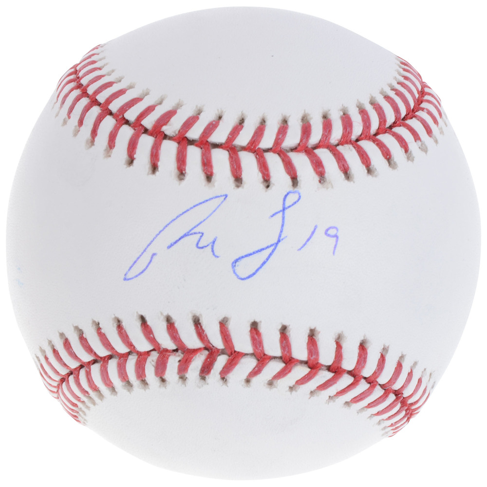 Reilly Smith Vegas Golden Knights Autographed Baseball - NHL Auctions Exclusive
