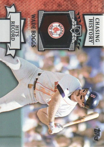 Photo of 2013 Topps Chasing History #CH137 Wade Boggs