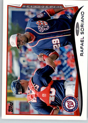 Photo of 2014 Topps #233 Rafael Soriano