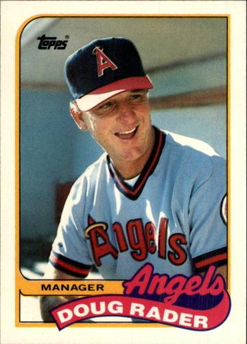 Photo of 1989 Topps Traded #99T Doug Rader MG
