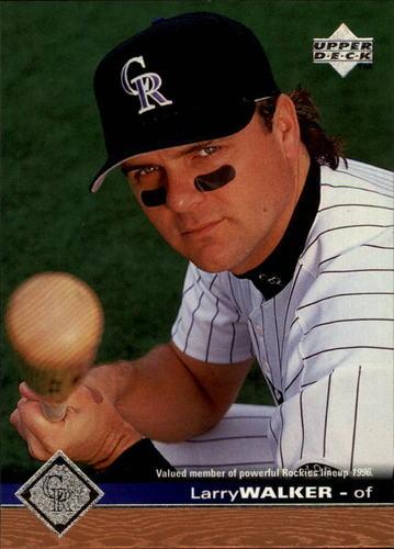Photo of 1997 Upper Deck #353 Larry Walker