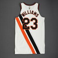 Lou Williams - Los Angeles Clippers - Game-Worn Classic Edition 1970-71 Home Jersey - Scored 26 Points - 2019-20 Season