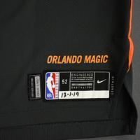 Aaron Gordon - Orlando Magic - Game-Worn City Edition Jersey - 2019-20 NBA Season