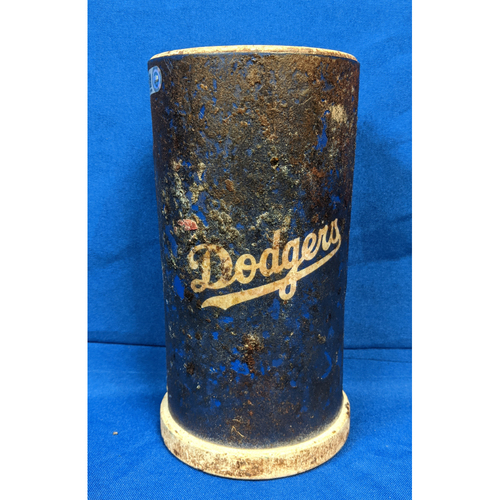 Photo of Los Angeles Dodgers 2019 Team Issued Bat Weight