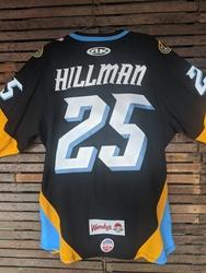 Photo of Blake Hillman Toledo Walleye Game Worn Jersey