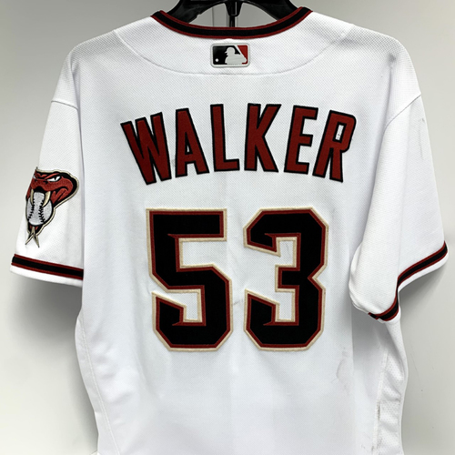Photo of Christian Walker Team Issued Jersey