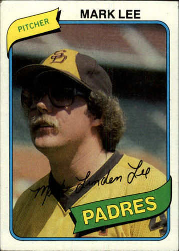 Photo of 1980 Topps #557 Mark Lee