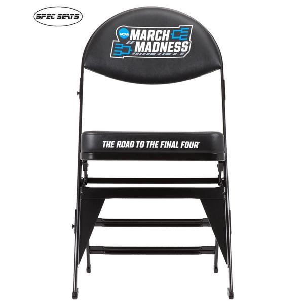 Photo of 2017 NCAA Men's Basketball Tournament Official Team Bench Chair - TULSA