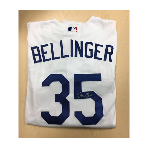 pretty nice e74bd a3b8f MLB Auctions | LA Dodgers Foundation Auction: Cody Bellinger ...