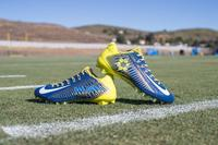 MY CAUSE MY CLEATS - Rams Troy Hill CUSTOM CLEATS (Week 13 2017)