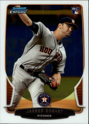Photo of 2013 Bowman Chrome Draft #36 Jarred Cosart RC