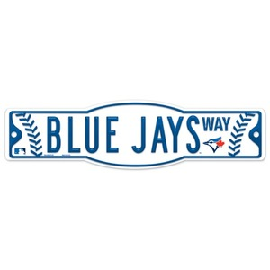 Toronto Blue Jays Street Sign by WinCraft