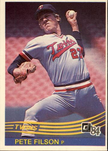 Photo of 1984 Donruss #194 Pete Filson